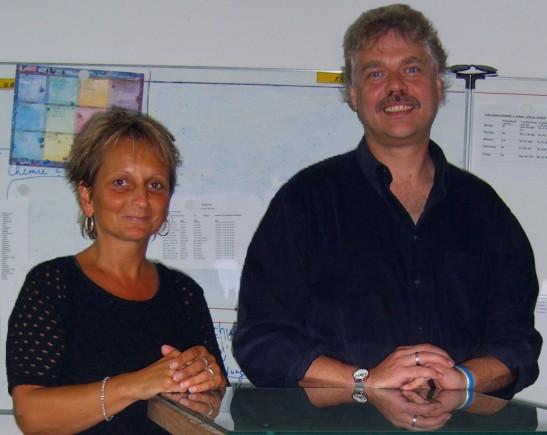 Frau Tork und Herr Hartz